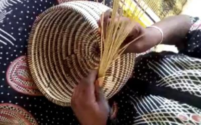 Focus on our Senegalese baskets