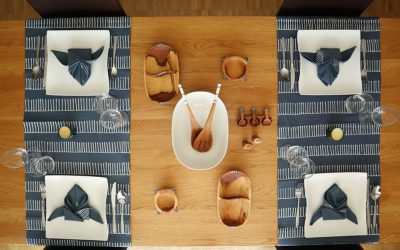 How to magnify olive wood